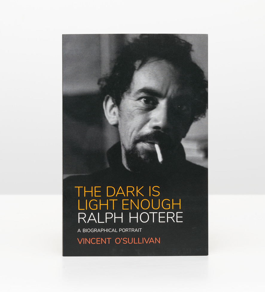 The Dark is Light Enough: Ralph Hotere